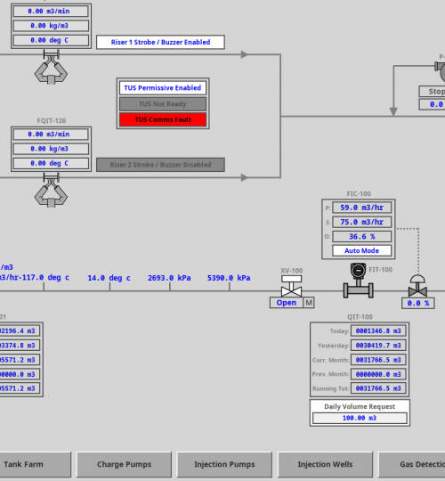SCADA screen-2