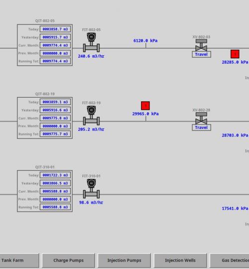 SCADA screen-5